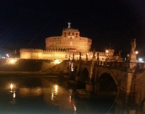 93,05,01 Time 21 Rome Saint Angelo 19