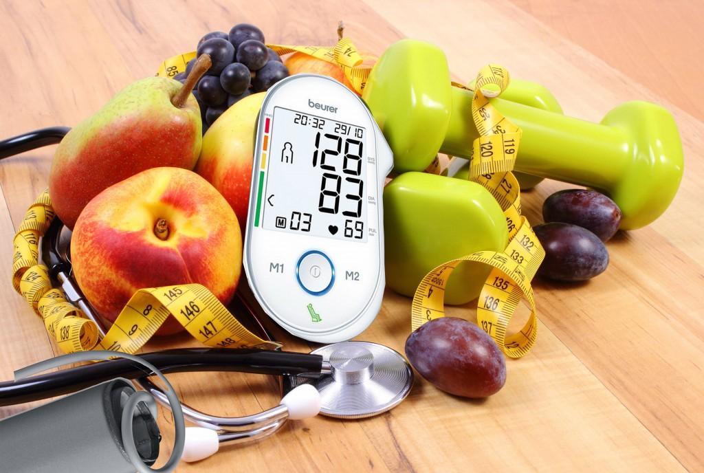 کنترل فشار خون با درمان های خانگی