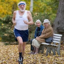ورزش در کهنسالی. هیچ وقت برای شروع ورزش دیر نیست